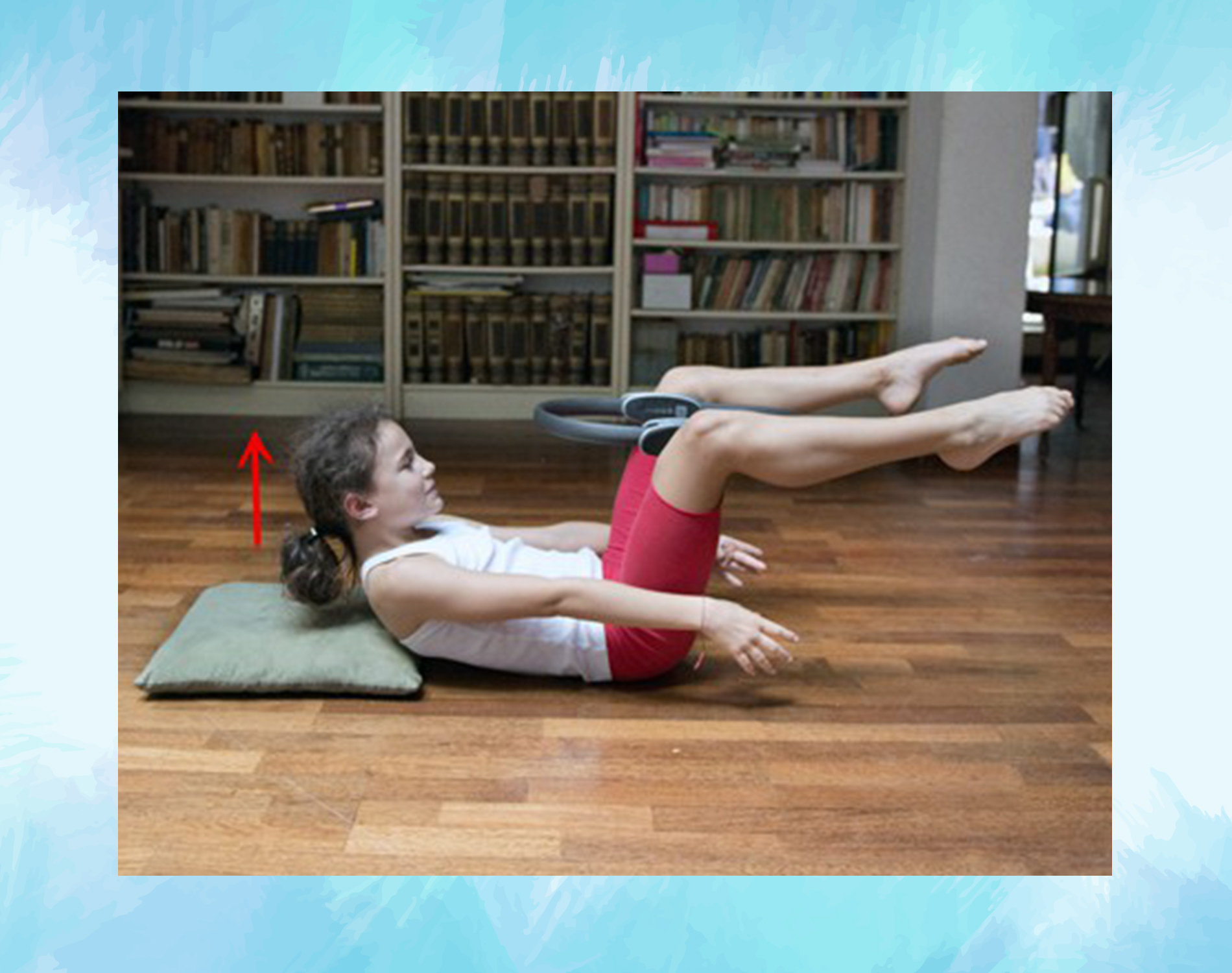 addominali ring pilates