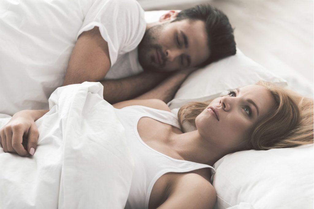insonnia: come riuscire a riaddormentarsi quando ti svegli nel cuore della notte