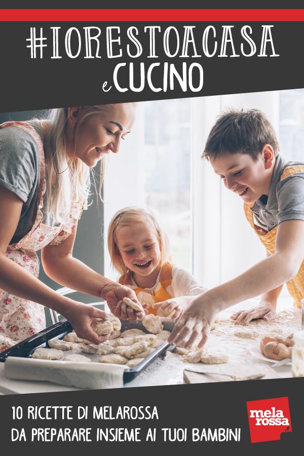 ricette da preparare con i bambini
