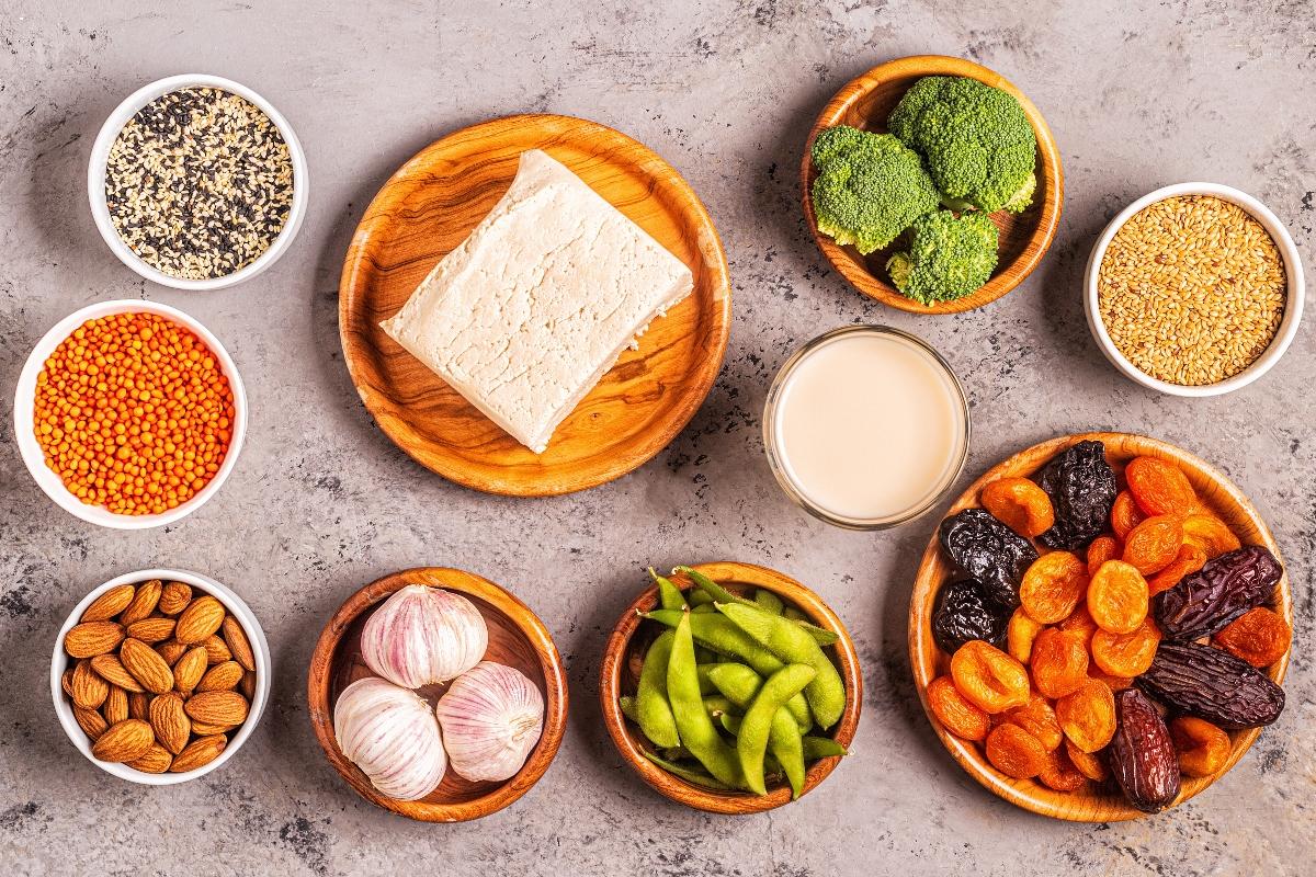 cura della menopausa: dieta
