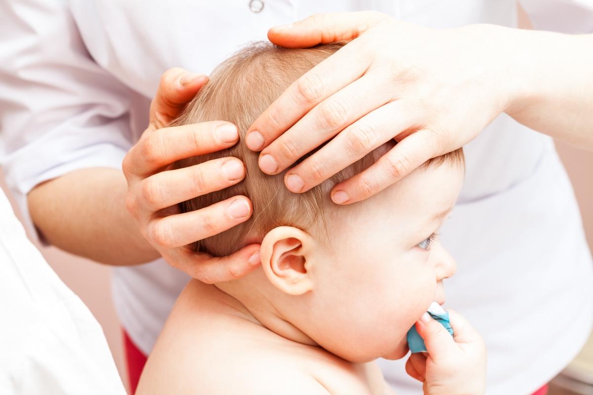 osteopatia e bambini