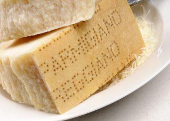 Il parmigiano reggiano è tra i prodotti italiani a Dop più amati