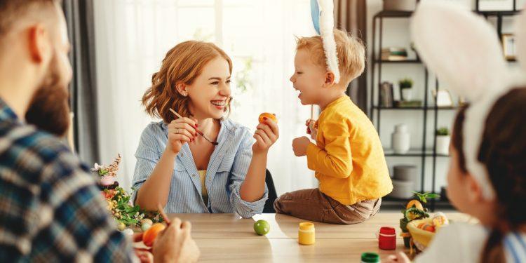Pasqua: ricette con uova e decorazioni da fare con bambini
