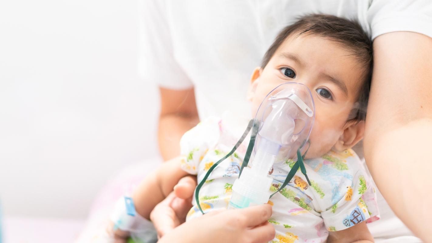 polmonite e bambini