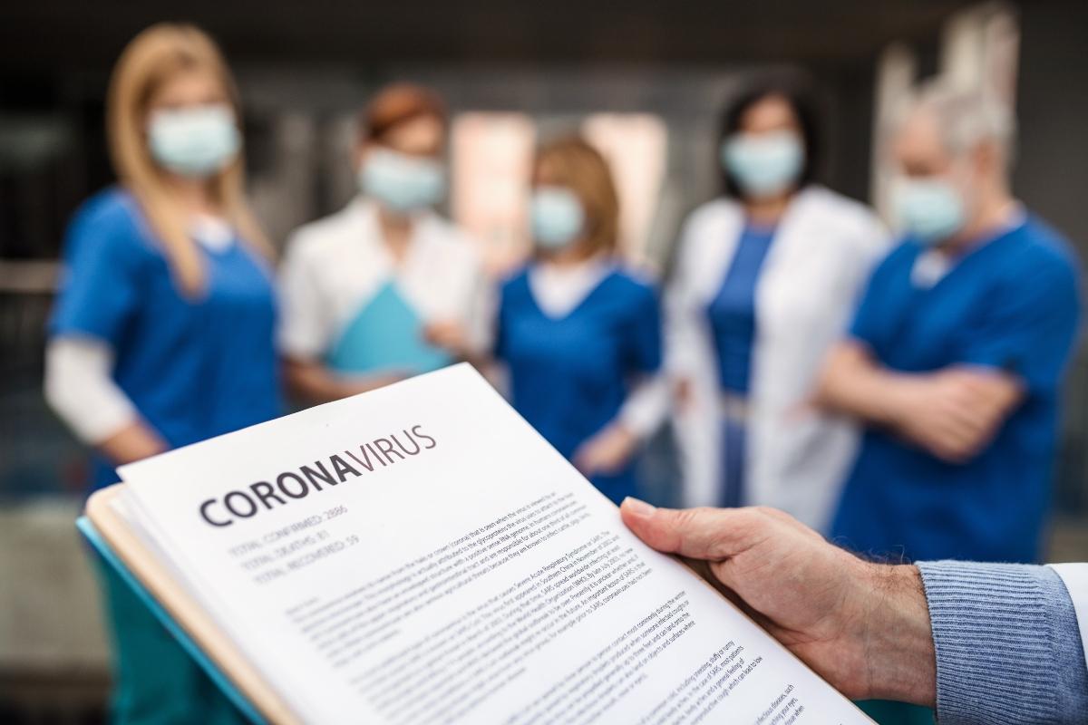 polmonite da coronavirus