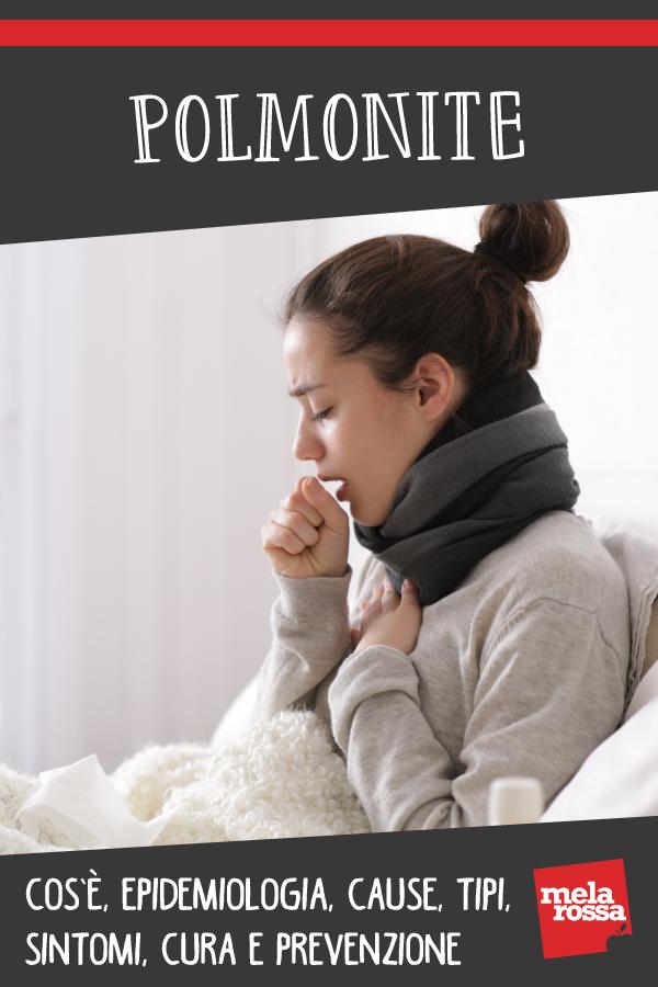 polmonite: cos'e, sintomi,cure