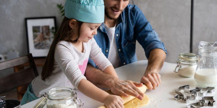 prepara la farina a casa con il Bimby