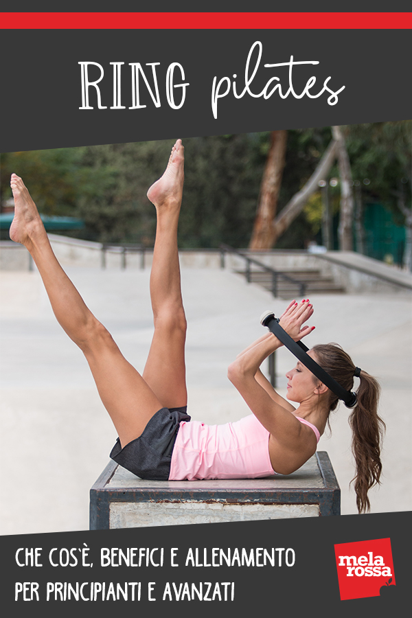 ring pilates: allenamento per principianti e avanzati
