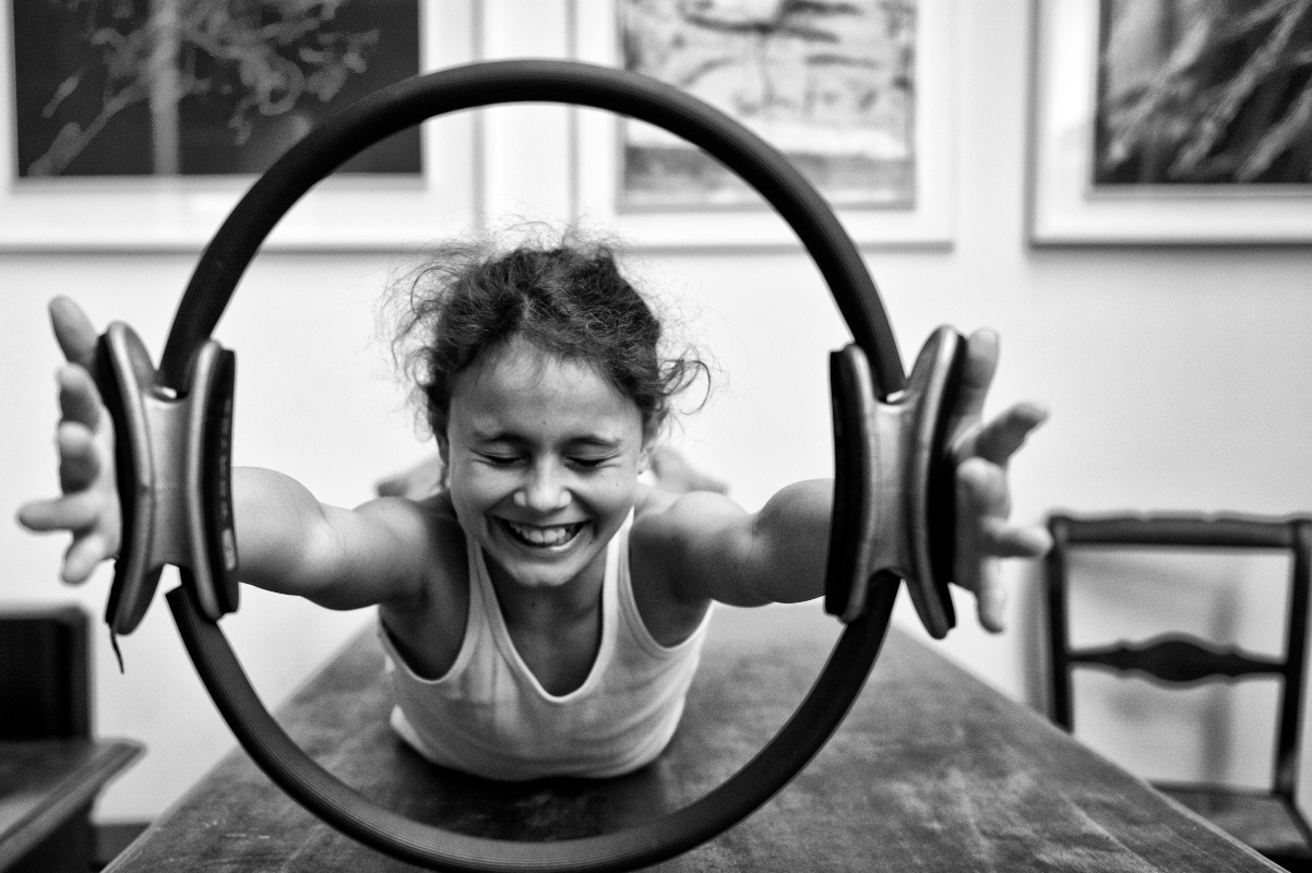 ring pilates: benefici