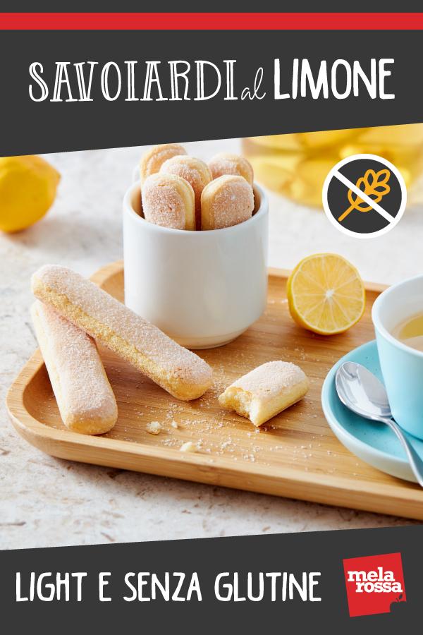 savoiardi al limone senza glutine