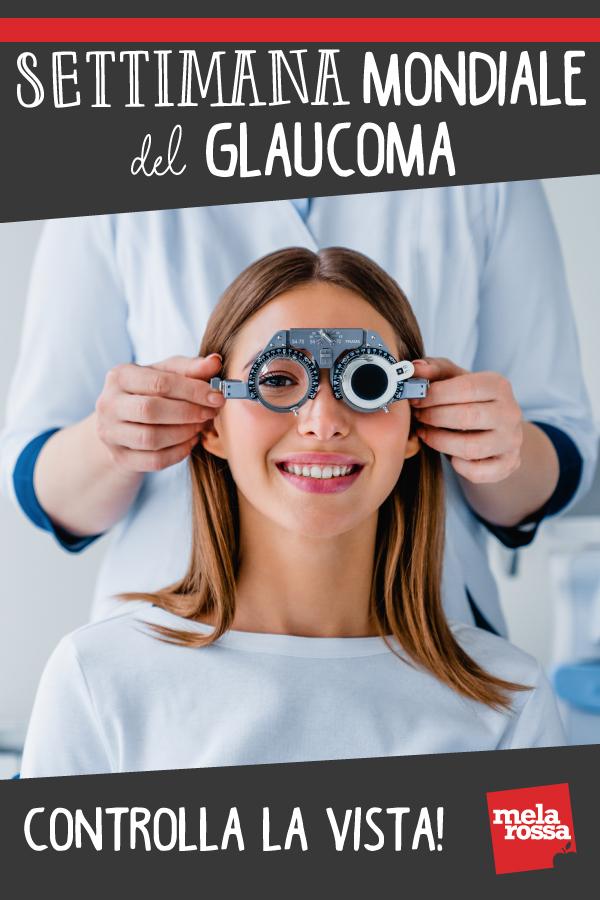 dall'8 al 14 marzo 2020: settimana mondiale del glaucoma: fai i controlli