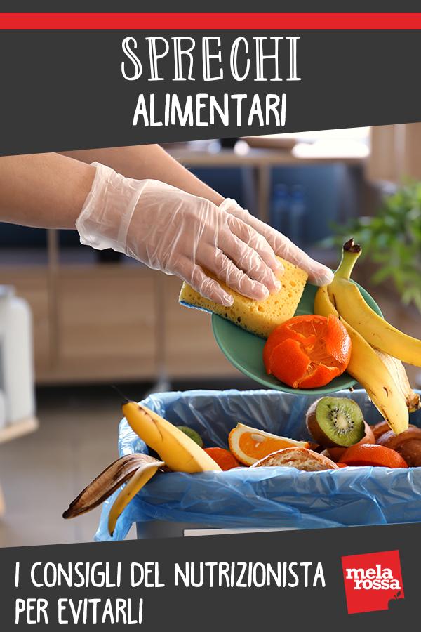 sprechi alimentari come evitarli