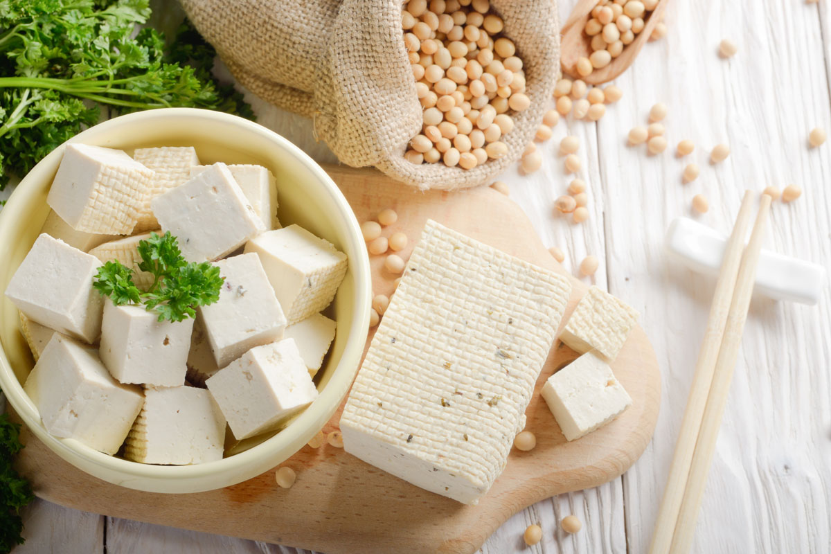tofu benefici