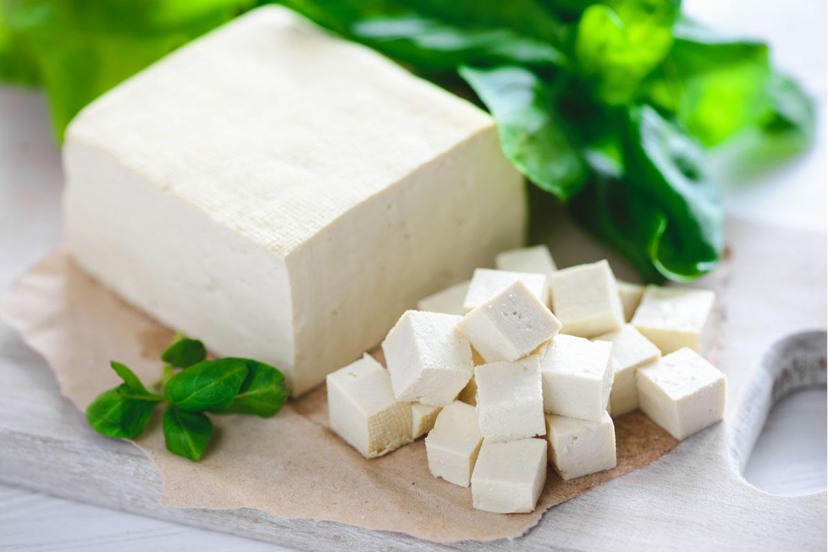 Tofu fatto in casa ricetta