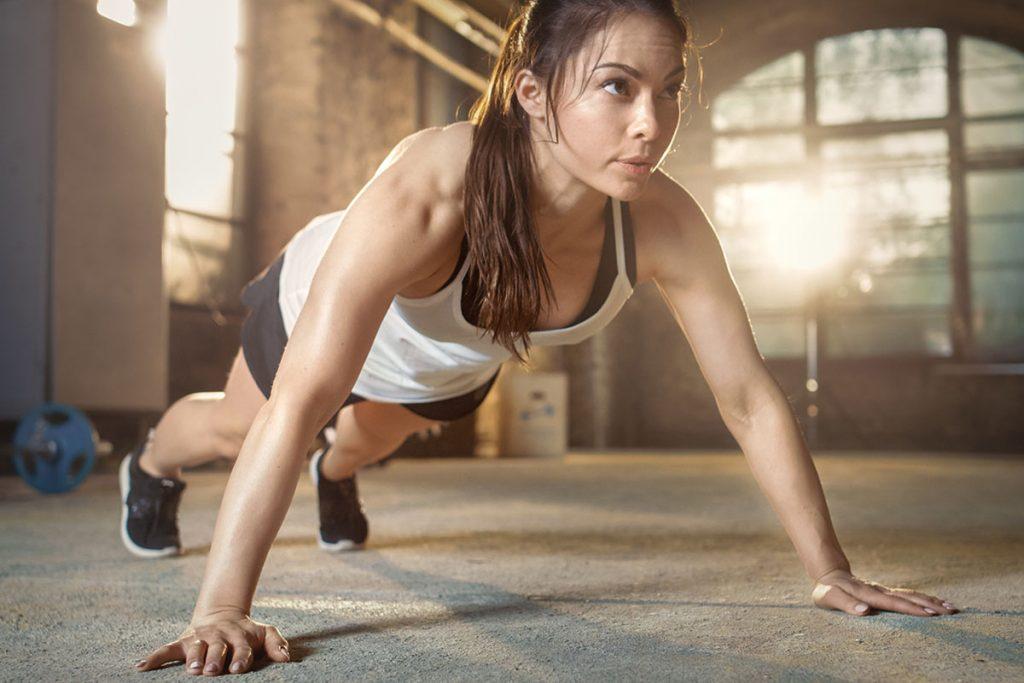 workout brucia grassi