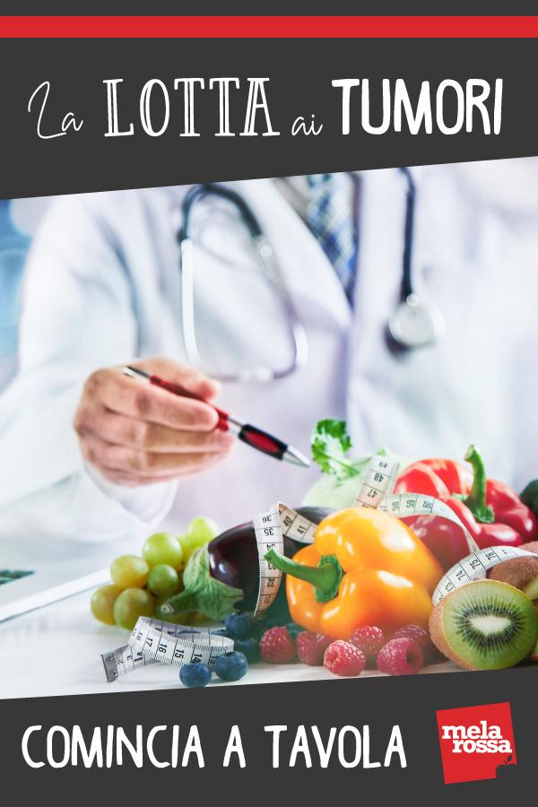 alimentazione e tumori: l'importanza dell'alimentazione per prevenire