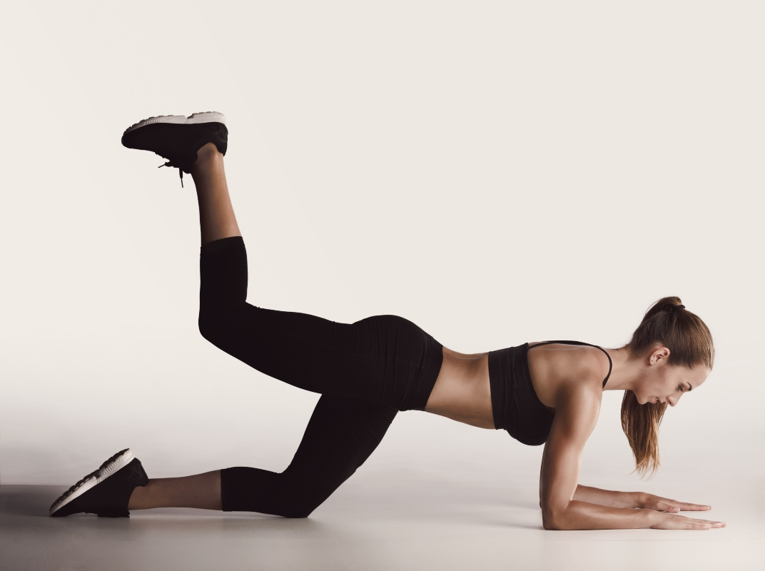 allenamento total body: allenamento glutei