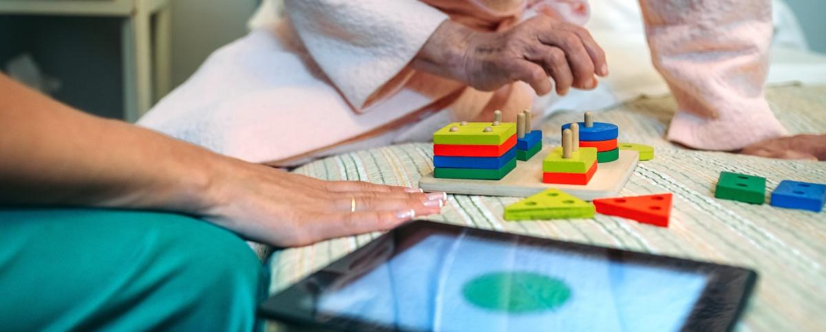 Alzheimer: terapia