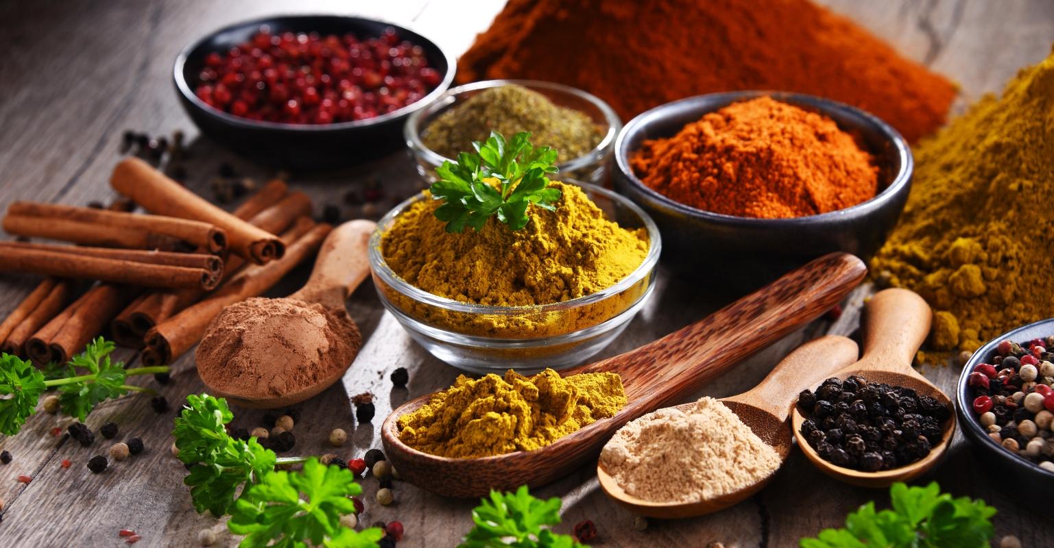 curry: benefici per la salute