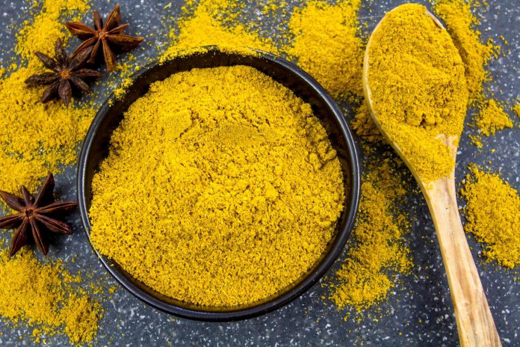 alternative sane al sale il curry