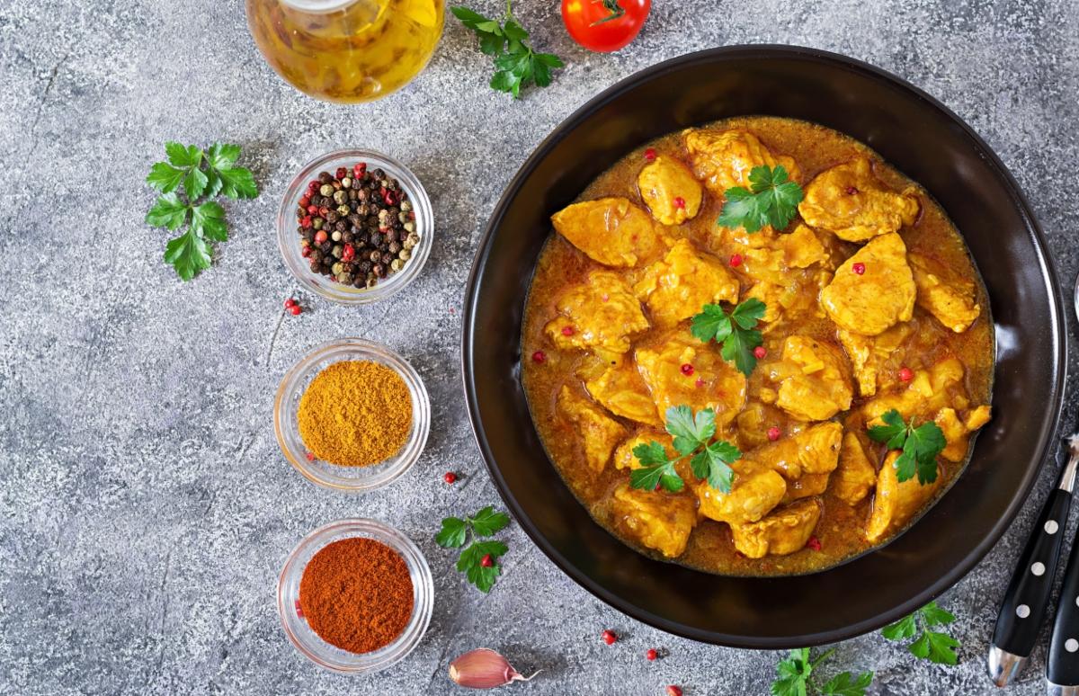 curry: alimenti per potenziare le difese immunitarie