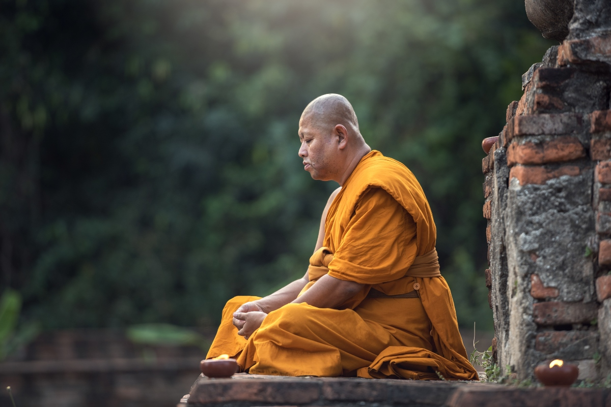 meditazione nel mondo