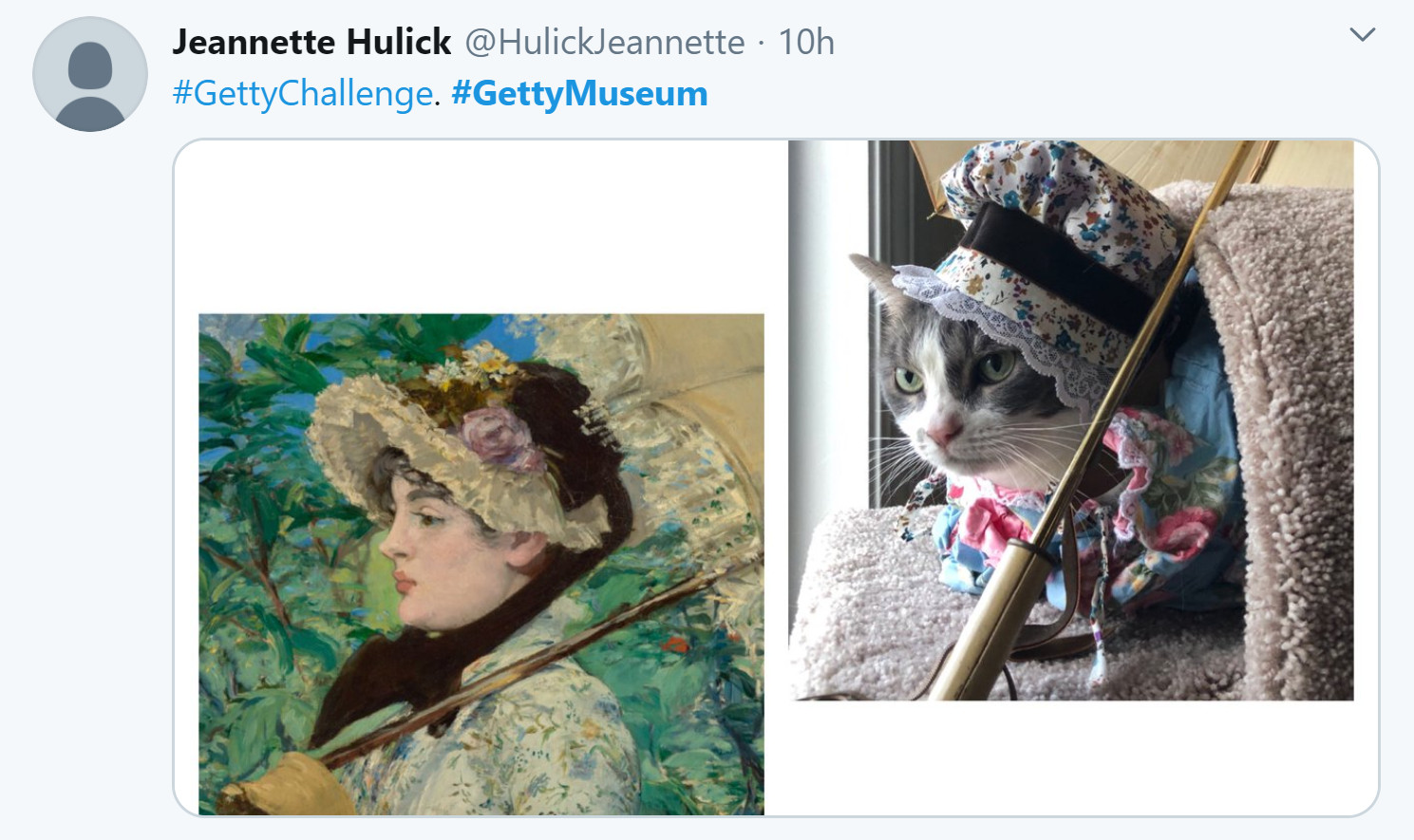getty museum challenge jeannette gatto