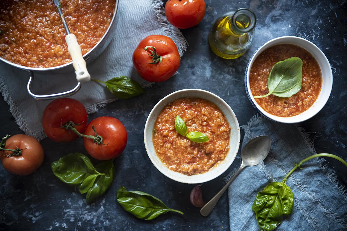 Pappa al pomodoro, una ricetta della tradizione toscana