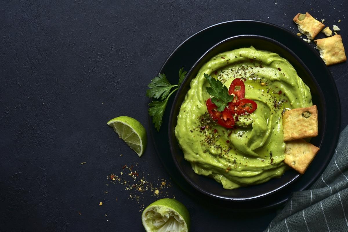 ricette con avocado: guacamole