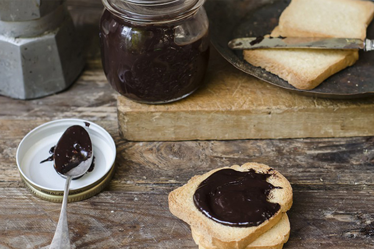 Ricette con cioccolato: Nutella light