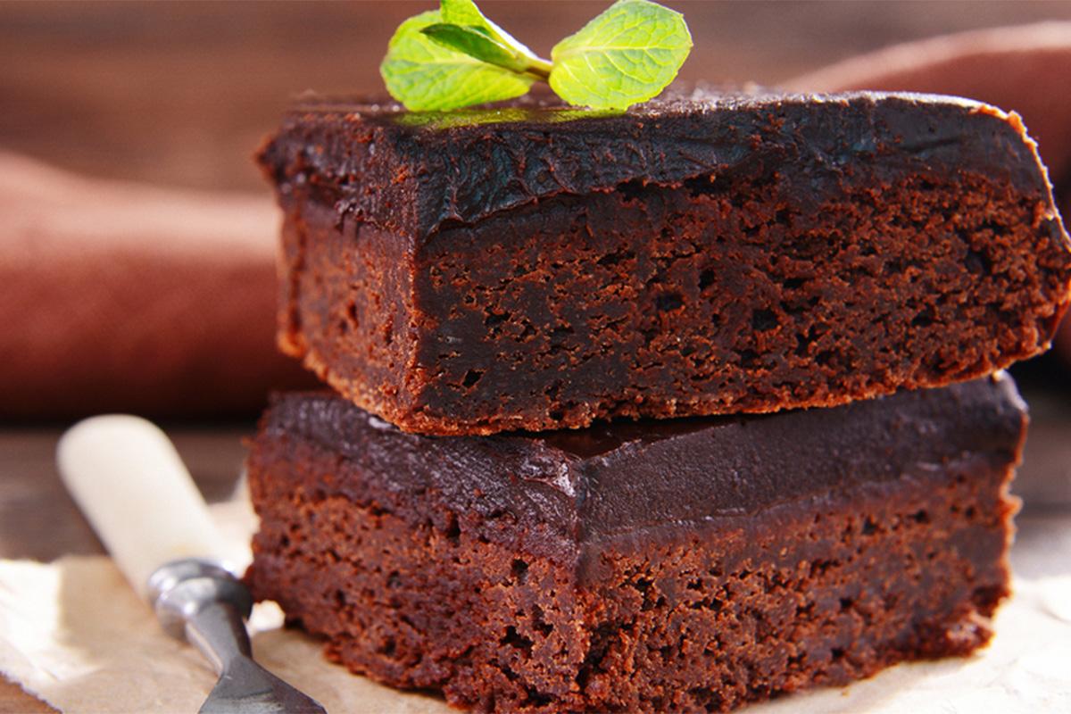 Ricette con cioccolato: torta di cioccolato e melanzane