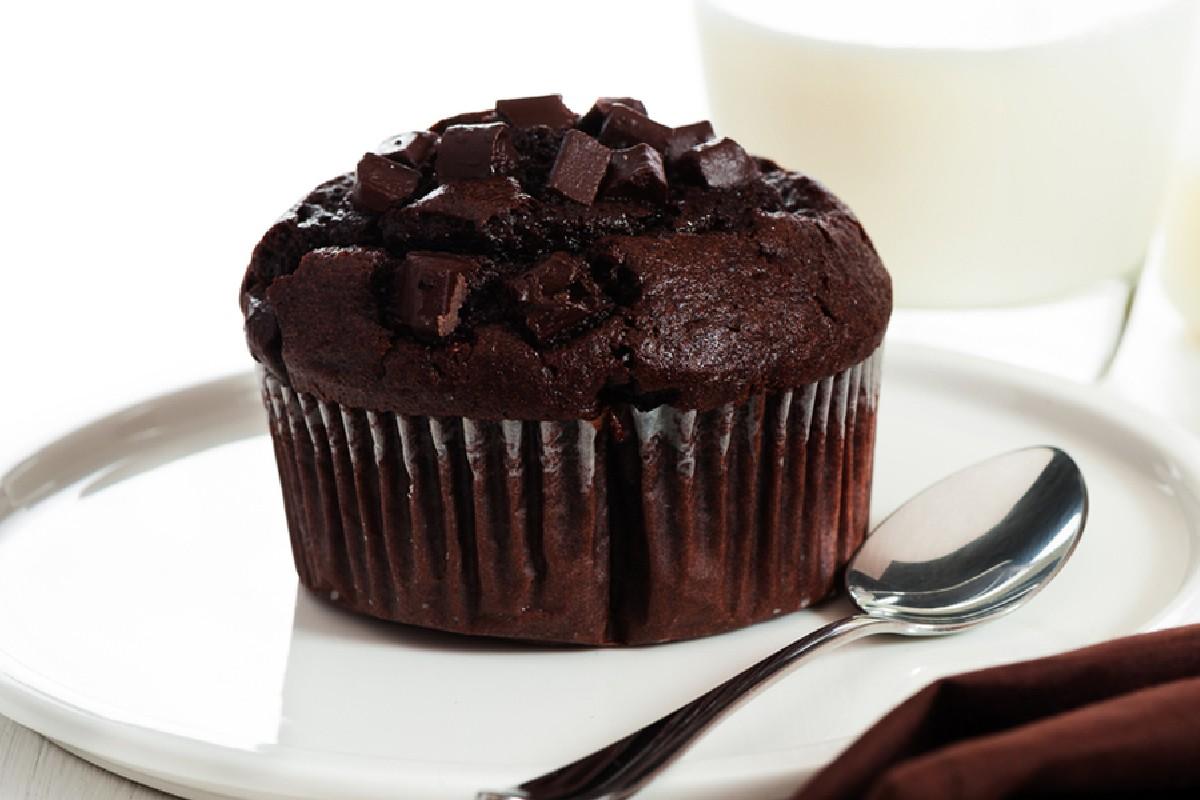 Ricette con cioccolato: tortino al cioccolato fondente