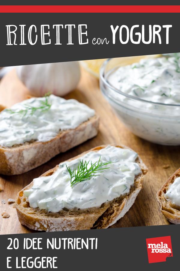 ricette yogurt: 20 idee sane e leggere