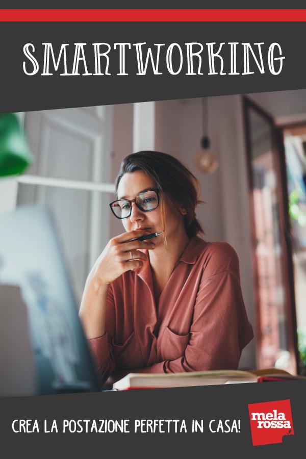 smart working: come lavorare bene in casa