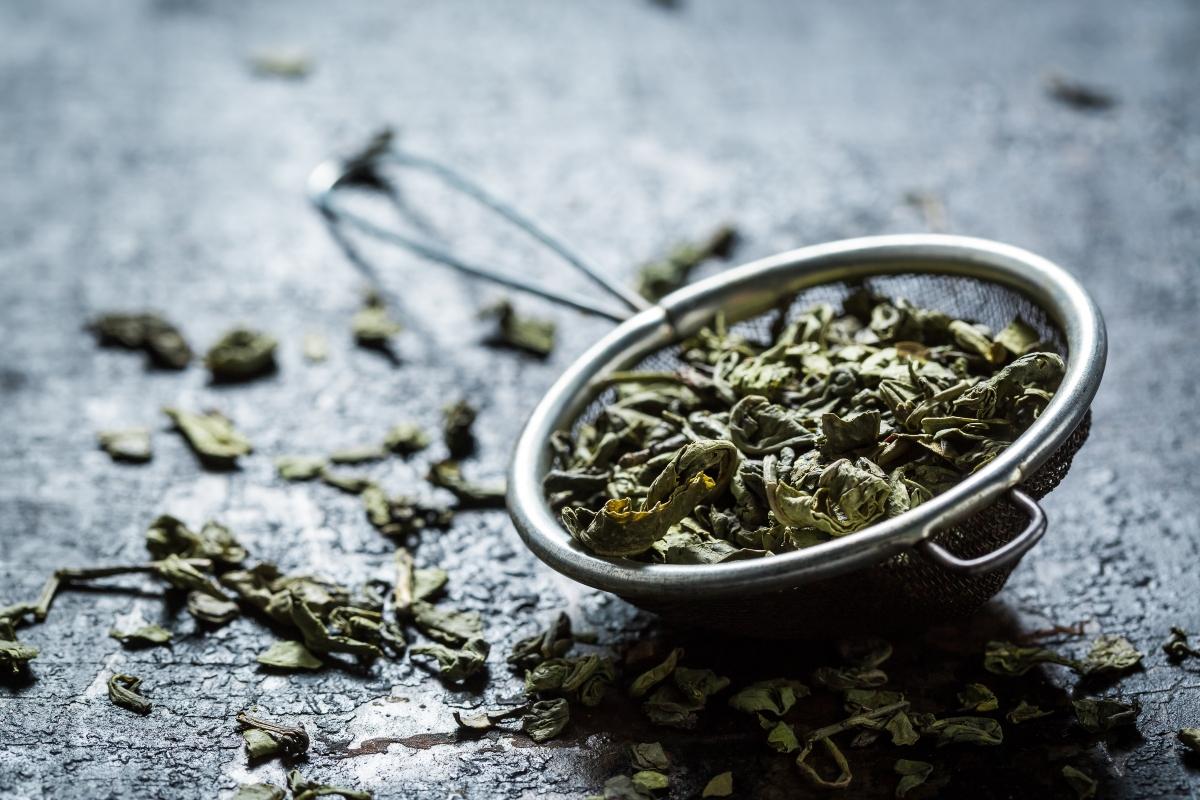 tè verde: controindicazioni