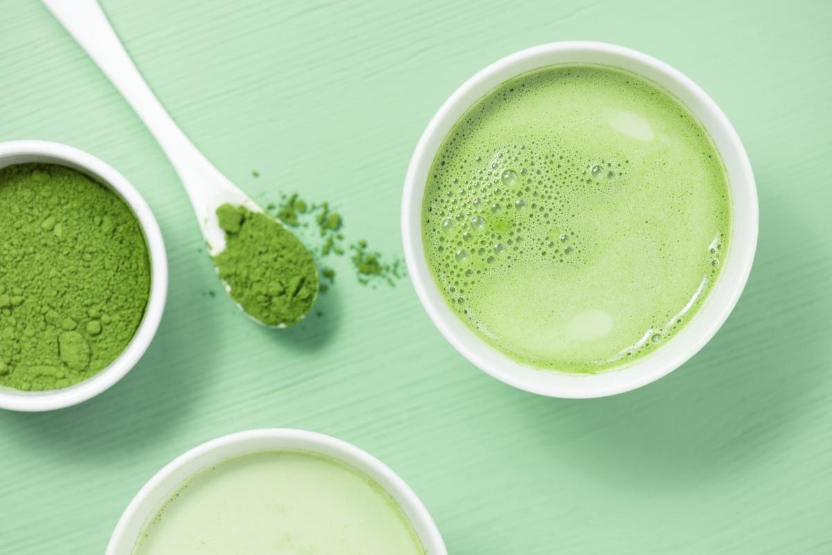 tè verde: maschere di bellezza