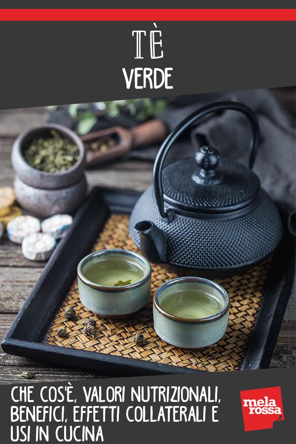 tè verde: cos'è, benefici, storia, valori nutrizionali e ricette