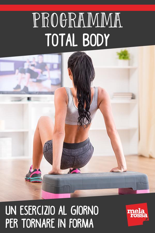 allenamento total body per ritrovare la forma