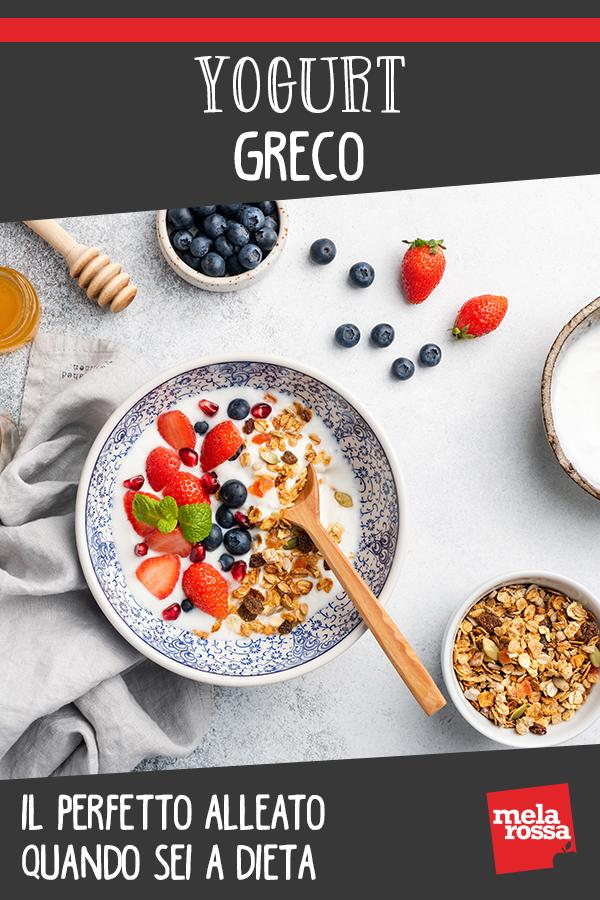 yogurt greco: benefici, valori nutrizionali e usi in cucina
