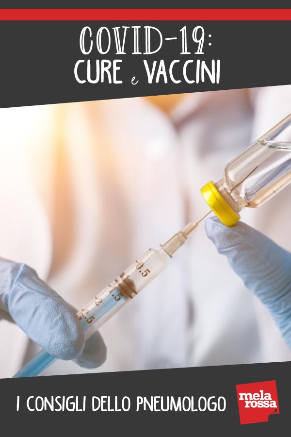 Covid-19 cure e vaccini