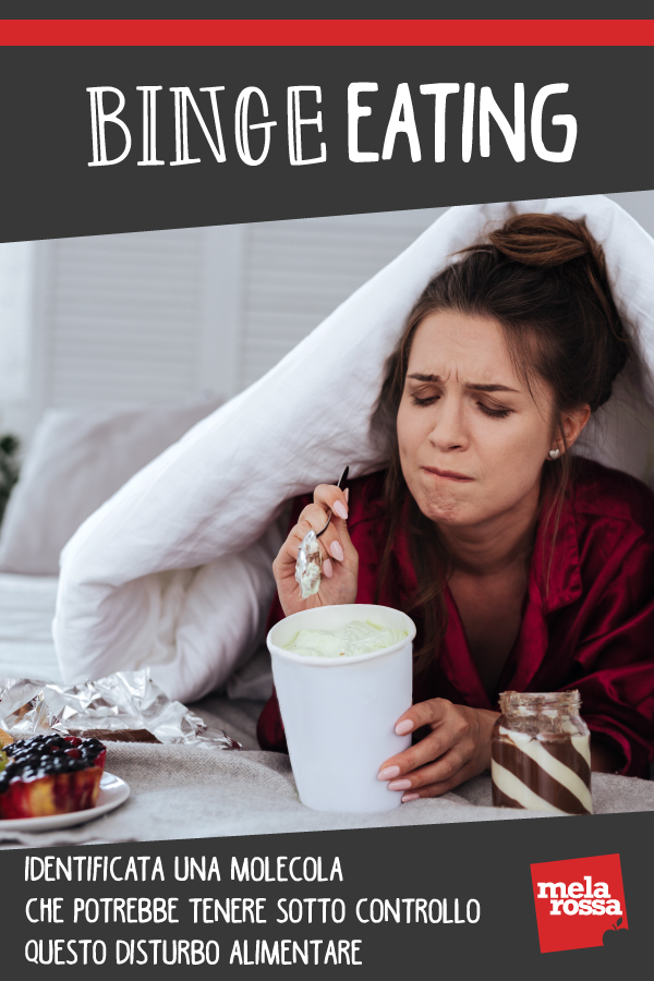 binge eating disorder identificata molecola prevenzione cura