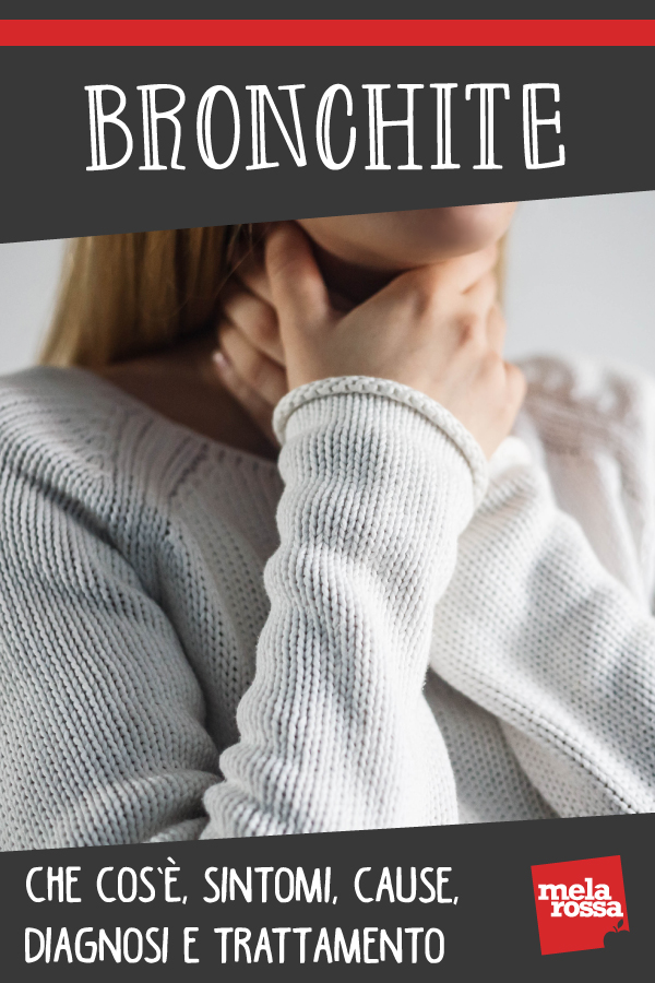 Bronchite: cause, diagnosi e sintomi