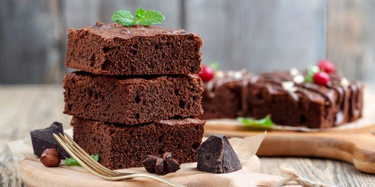 Brownies: storia, varianti e la ricetta senza burro di Melarossa