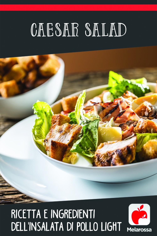 caesar salad: Pinterest