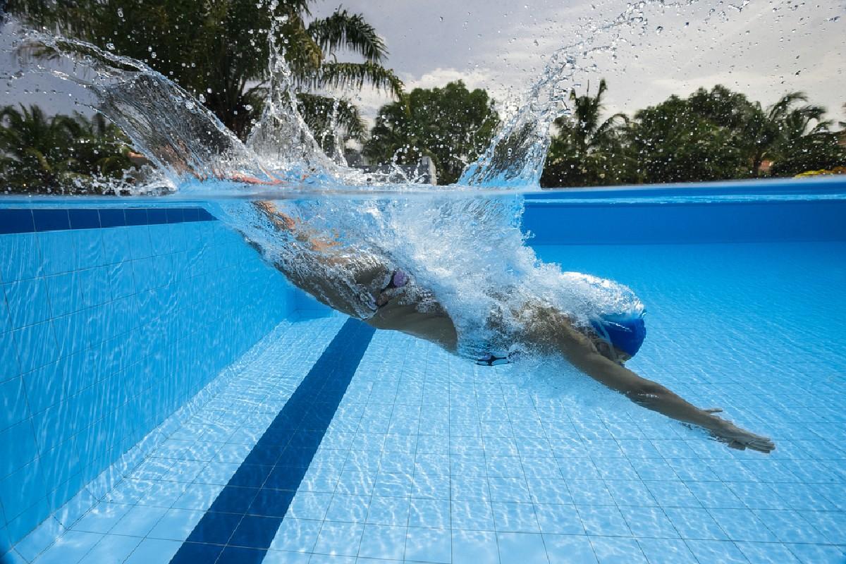 capelli piscina