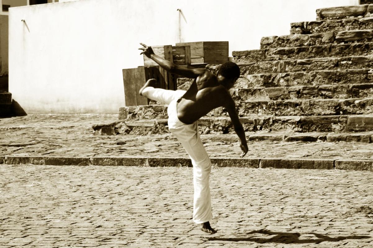 capoeira: storia