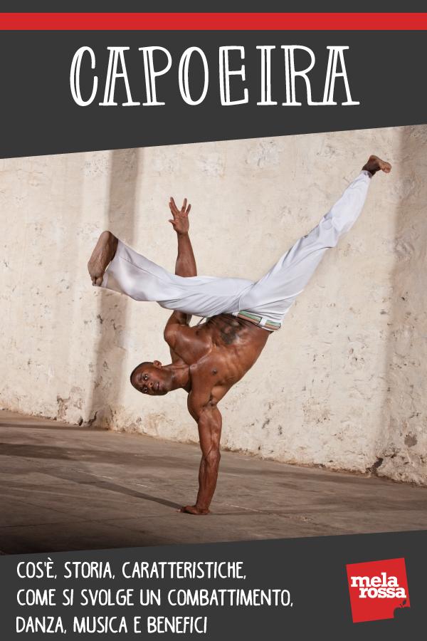 capoeira: cos'è, storia, benefici. tecnica