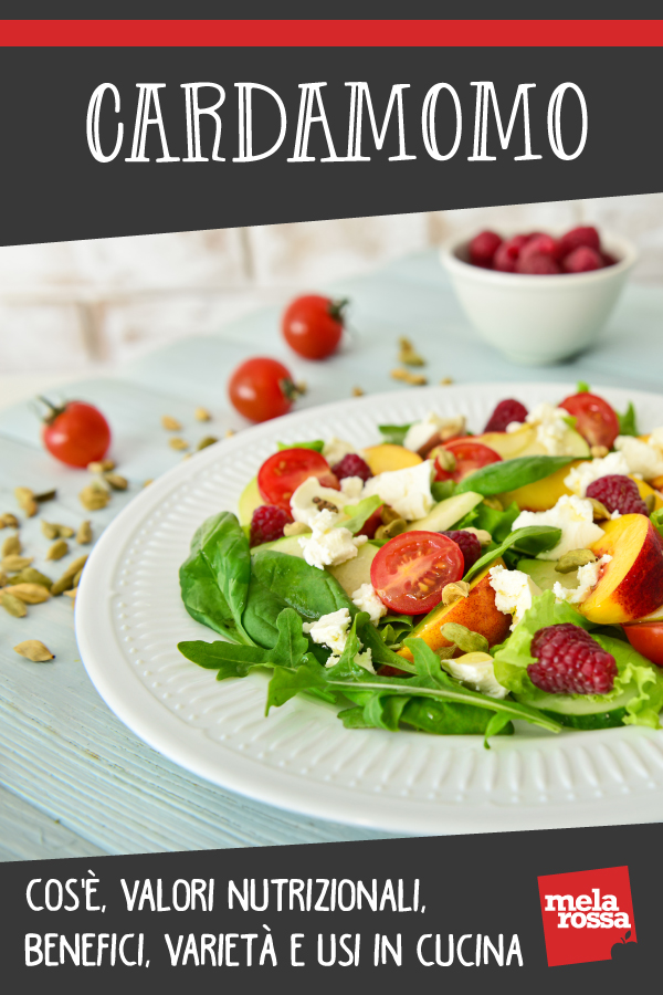 Cardamomo: cos'è, benefici, valori nutrizionali e usi in cucina e bellezza