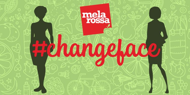 #changeface: cambiare con Melarossa è possibile