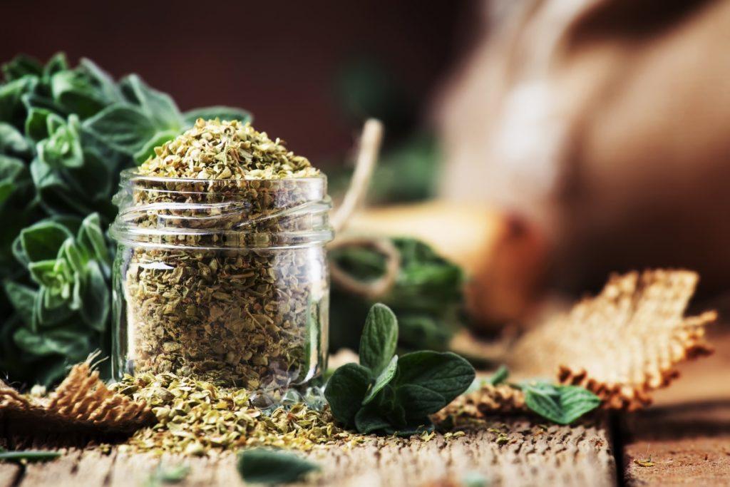 alternativa sana al sale: origano